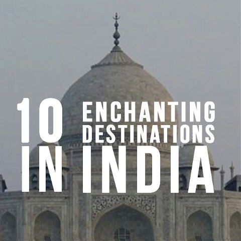 India travel destinations