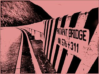 bridge color splash philippines photography wanderlust