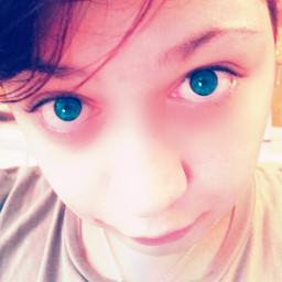 blue eyes pretty photography people