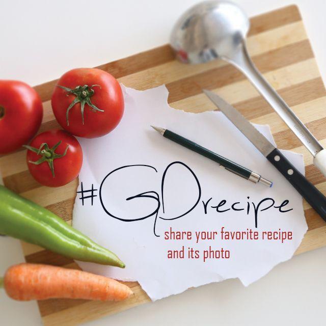 recipe graphic design contest