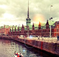 copenhagen colorful summer love