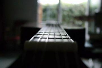 guitar photography art