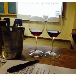 wine insteadofschool