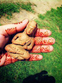 buddha gandhara travel photography old