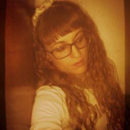 freetoedit sefie vintage lazo pelo