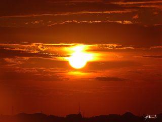 sunset photography summer