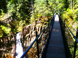 photography freetoedit bridge waterfall oregon