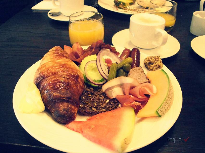 Breakfast like fiesta 😂😂😂😂 Good morning dear friends ❤❤❤ #photography #breakfast #food