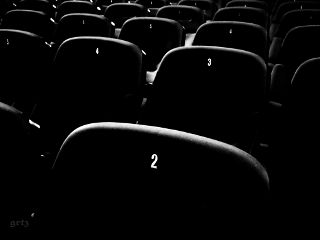 photography black seat cinema