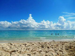 mexico nature beach travel sea