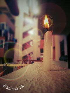 waplensflare candle home