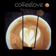 waplensflare coffee love emotions heart