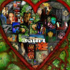 art valentinesday love collage artistic