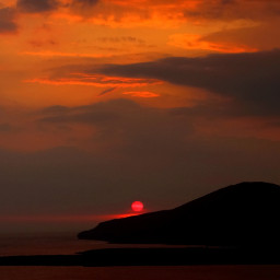 ireland beautiful sunset photography